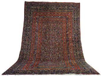 A fine Sarouk-Bijar carpet, No