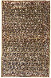 A pair of fine Kirman rugs, So