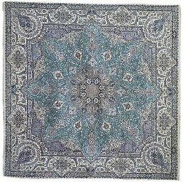 A very fine part silk Habibian