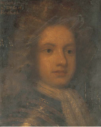 PORTRAIT OF WRIOTHESLEY RUSSEL