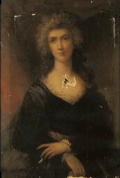 PORTRAIT OF LADY ANNE RAWDON,
