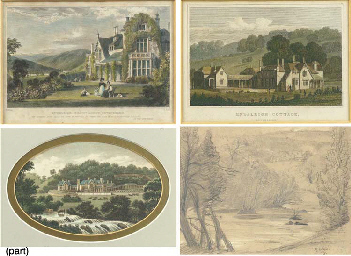 A COLLECTION OF ENGRAVINGS AND