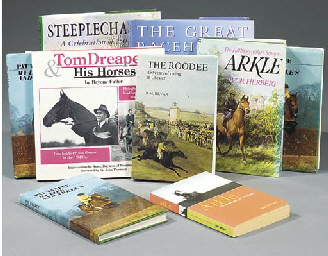 A COLLECTION OF NINE BOOKS ON