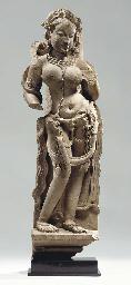 An Indian Buff Sandstone Figur