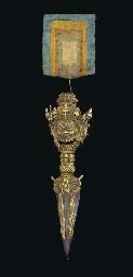 An Iron and Brass Phurbu