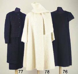 An ensemble, comprising a dres