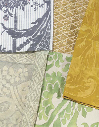 A collection of Fortuny style