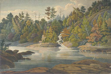 On the Jaques Cartier River (C