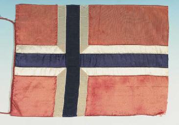 Nicolai Hanson's Norwegian fla