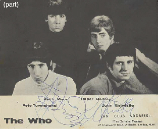 The Who And Others