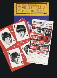 The Beatles, Gene Vincent And
