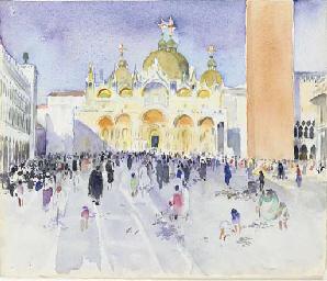 Saint Mark's, Venice
