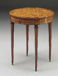 A FRENCH KINGWOOD AND PARQUETR