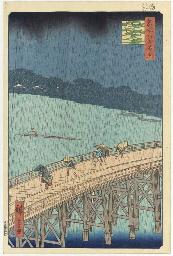 Ohashi Atake no yudachi (Ohash