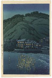 Atami no yoru (Abe ryokan yori