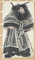 Shoki, the Demon Queller