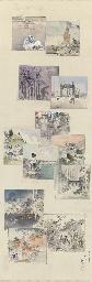 Tokyo junikei (Twelve views of