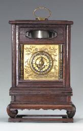 A Bracket clock