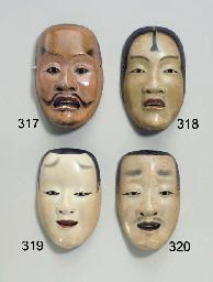 Noh Mask of Juroku (Sixteen)