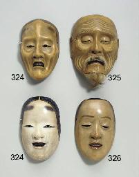 Noh Mask of Kagekiyo