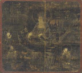 Water Moon Avalokitesvara
