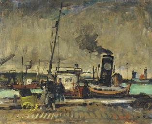 Port du Dieppe