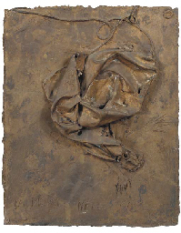 Study for a bronze panel for t