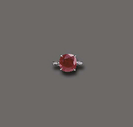 A RUBY RING, BY PAOLO COSTAGLI