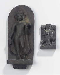 (2)  a nepalese black stone fi