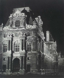 The Louvre at Night, circa 193