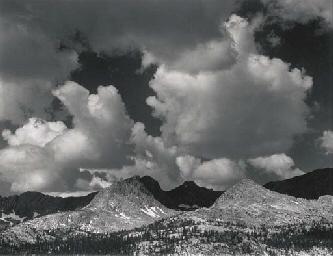 Emerald Peak, Sierra Nevada, C