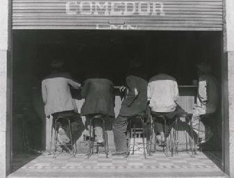 Los Agachados, 1934