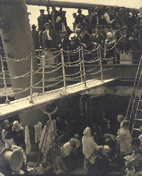 The Steerage, 1907