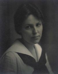 Marie Rapp, 1914
