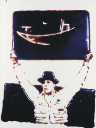 Joseph Beuys, from the series