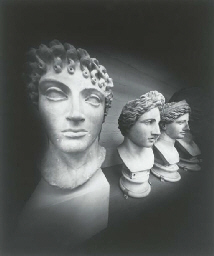 Untitled (Marble heads), from