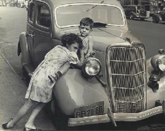 New York, circa 1948