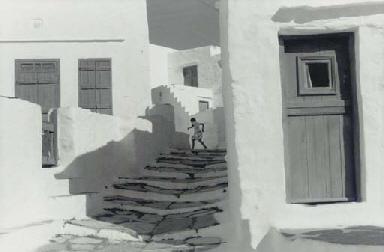 Siphnos, Greece, 1961