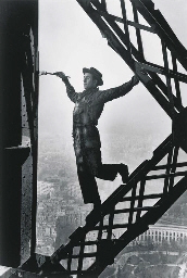 Painter of the Eiffel Tower, P