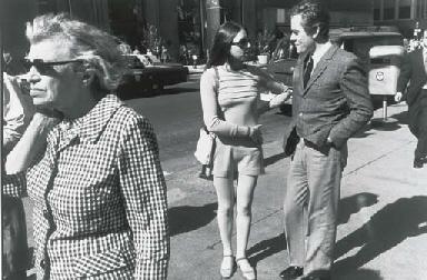 New York, circa 1970