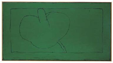 Rosa Verde II, 1990