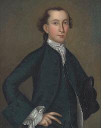 Portrait of Isaac Jones
