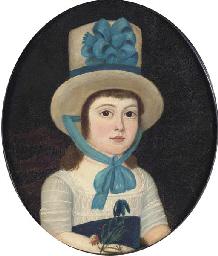 Portrait of Angela Slocum