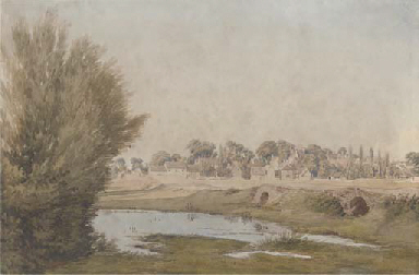 An Oxfordshire village