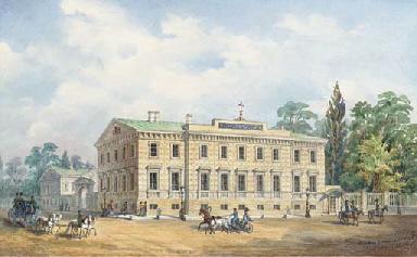Hospice de St. Olga, St. Peter