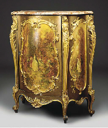 A GILTWOOD AND VERNIS MARTIN S