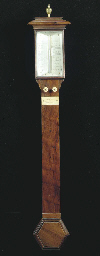 A VICTORIAN ROSEWOOD AND IVORY