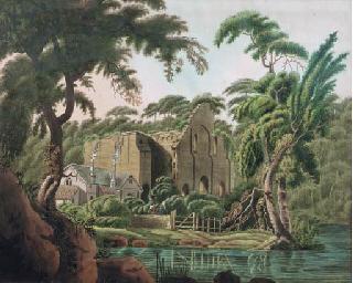 Abbey Ruins, North Wales