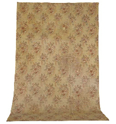 AN AMERICAN INGRAIN CARPET,