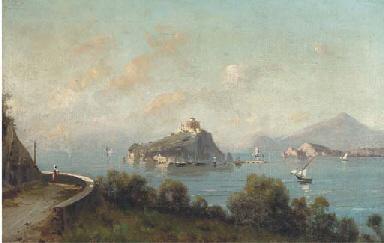 A Neapolitan coastal landscape
